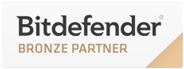 Partnerlogo von Bitdefender
